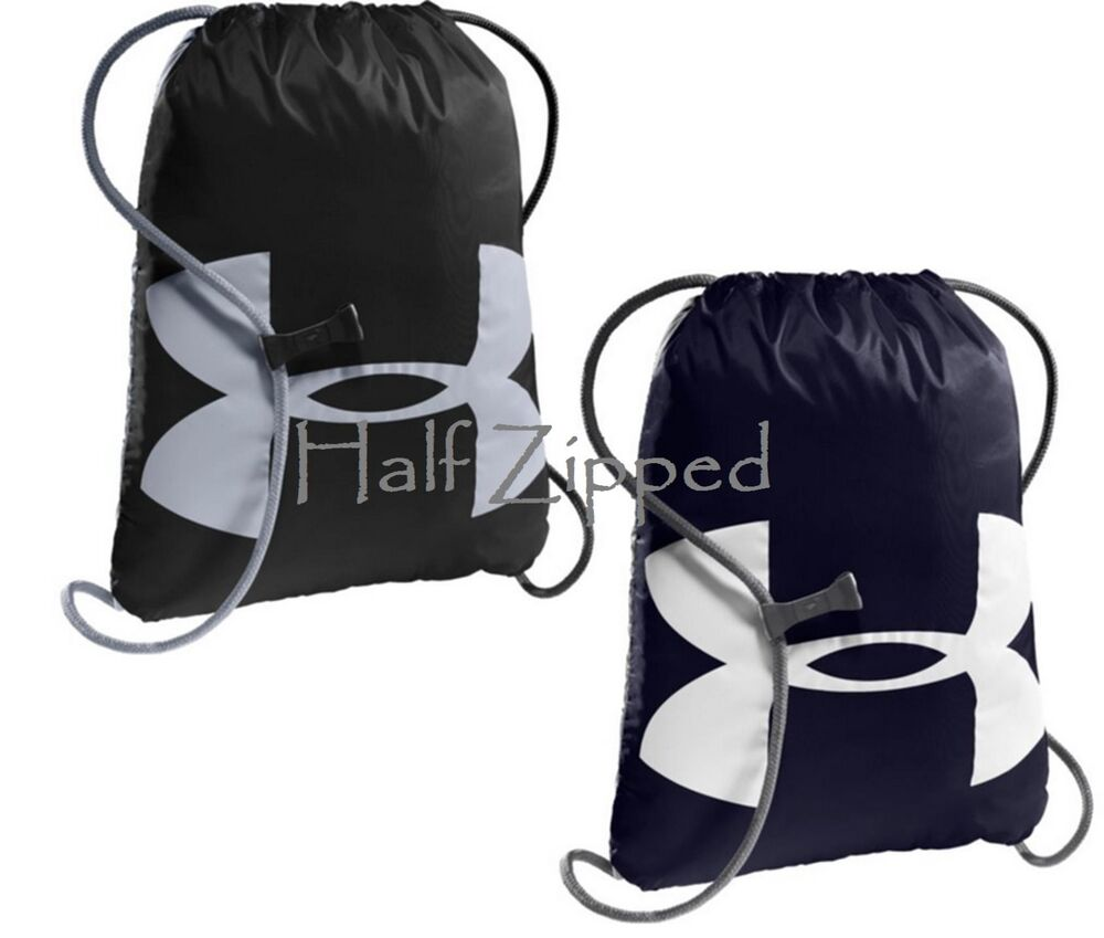9a9d652c09 Details about Under Armour UA Ozsee Sackpack 1240539 Drawstring Backpack