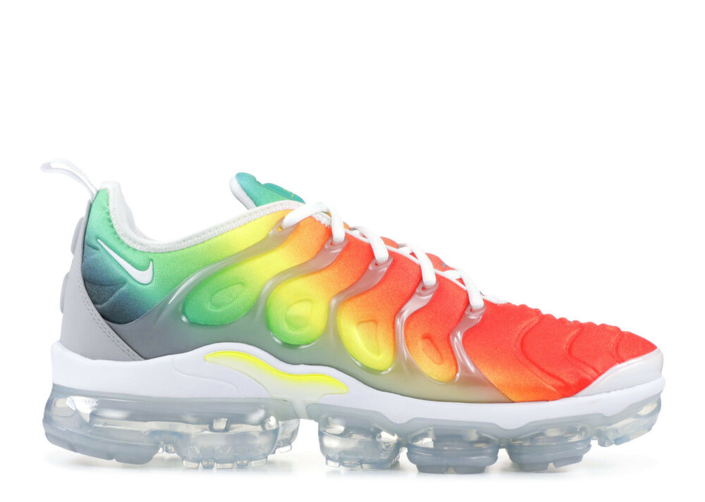 quality design 4fbba 042b1 Details about Nike Air Vapormax Plus Multicolor Rainbow Size 9. 924453-103  1 95 97 98