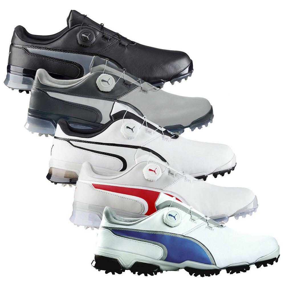 acedf2f0ac7a NEW Mens Puma TitanTour Ignite DISC Golf Shoes - Choose Your Size and Color