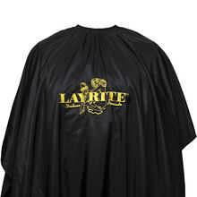 Layrite Professional Hair Cutting Cape Shampoo Barber Stylist Pomade Gel Haircut