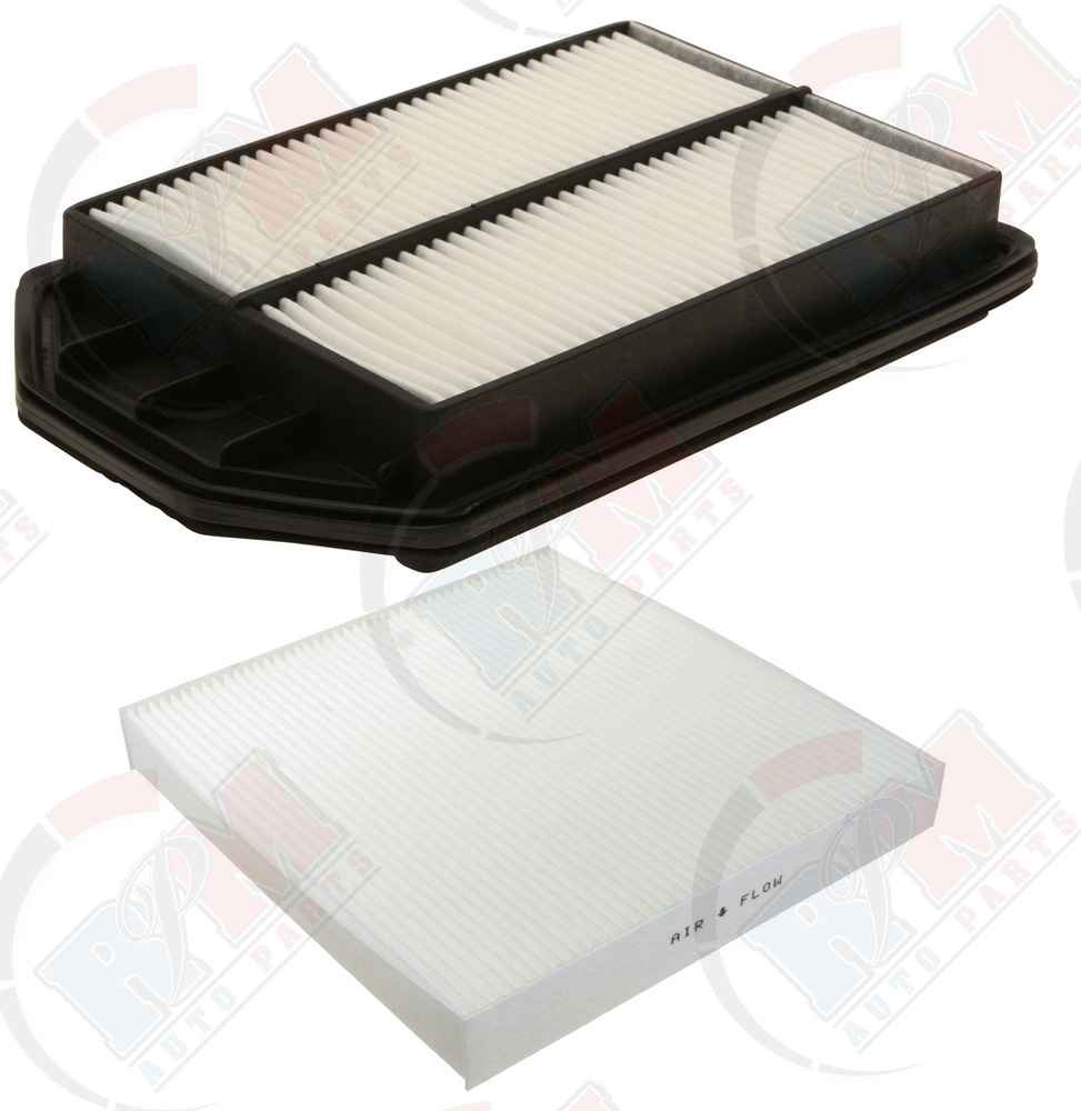 Air Filter 12821002 + Cabin Filter 81921008 For 2007-2009