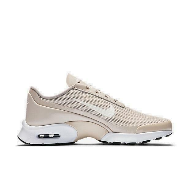 best sneakers 47e03 425a8 Details about Womens NIKE AIR MAX JEWELL Beige Trainers 896194 103