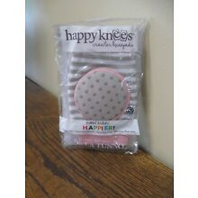 New! Bella Tunno Happy Knees Crawler Kneepads - Up,Up and Away Pink