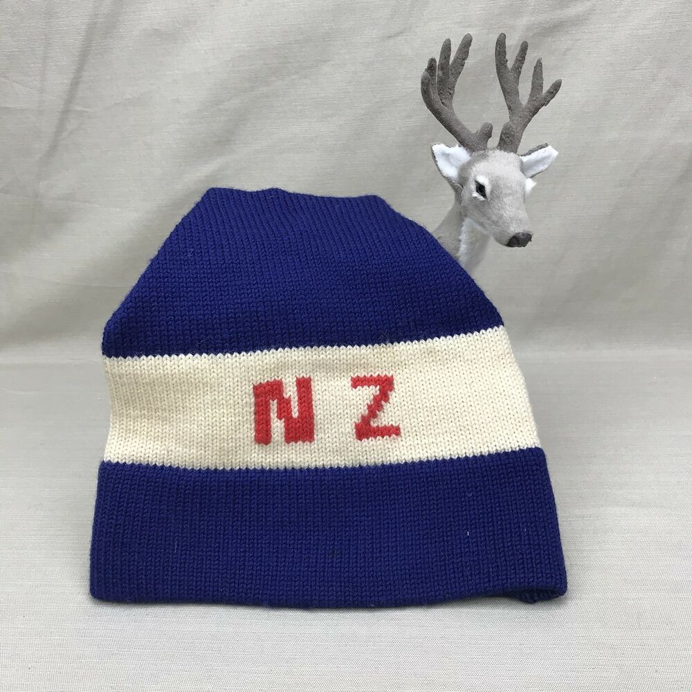 Details about Norsewear NZ New Zealand Winter Knit Hat Vintage Wool Watch  Cap Beanie Toque 7d7e25c9828