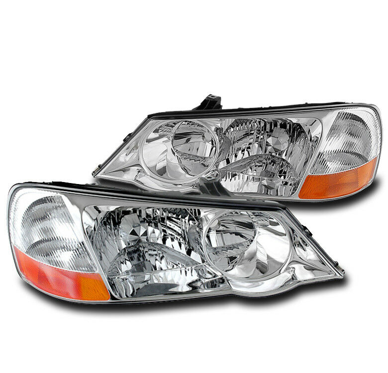 FOR 2002-2003 ACURA TL HID VERSION REPLACEMENT HEADLIGHTS