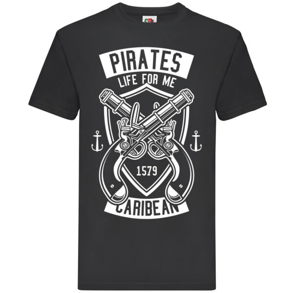 Pirates Caribean t-shirt