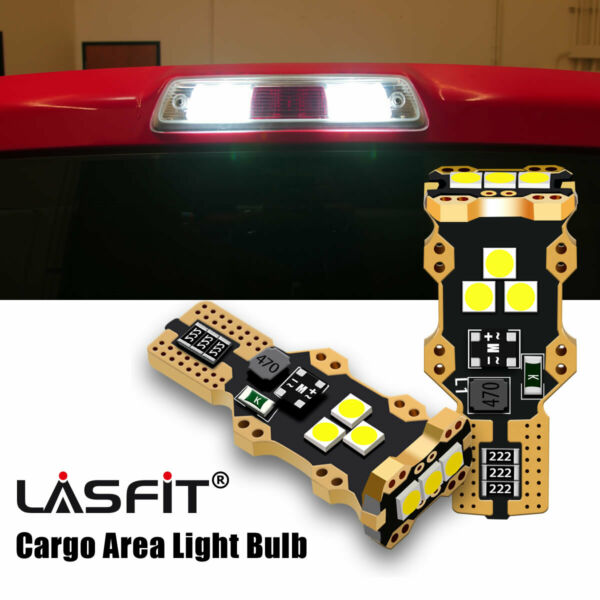LASFIT 912 921 LED Cargo Area Light for Ford F-150 Trunk Lamp Bulb 6000K Bright