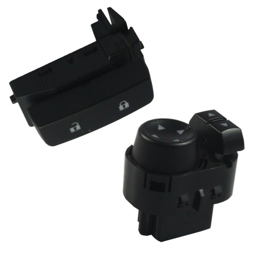 Door Lock Switch Amp Mirror Switch Driver Side For Gmc