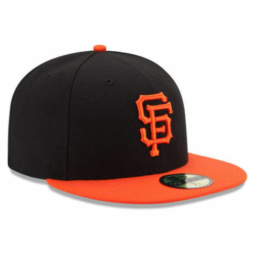 e63b4cadc Details about SAN FRANCISCO GIANTS ALTERNATE New Era 5950 MLB Cap Fitted On  Field Game Hat