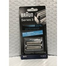 Braun Series 3 Replacement Head 32S - **Authentic** USA SELLER
