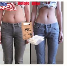 50Pcs Strongest Fat Burning Weight Loss Slimming Diets Slim Patch Pads Detox lot