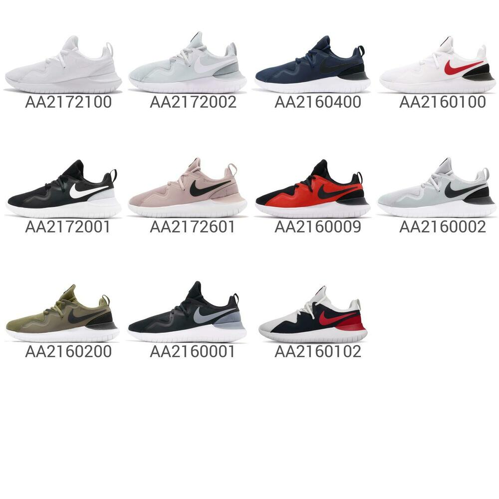 pretty nice 96fd6 fb7c2 Nike Tessen Men   Women Wmns Running Shoes Sneakers Trainers Pick 1   eBay