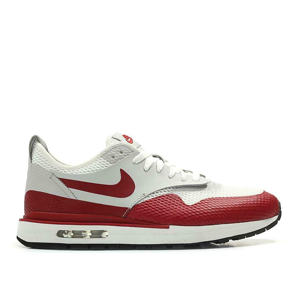 brand new a1889 1d1d6 Details about Mens NIKE AIR MAX 1 ROYAL SE SP White Trainers AA0869 100