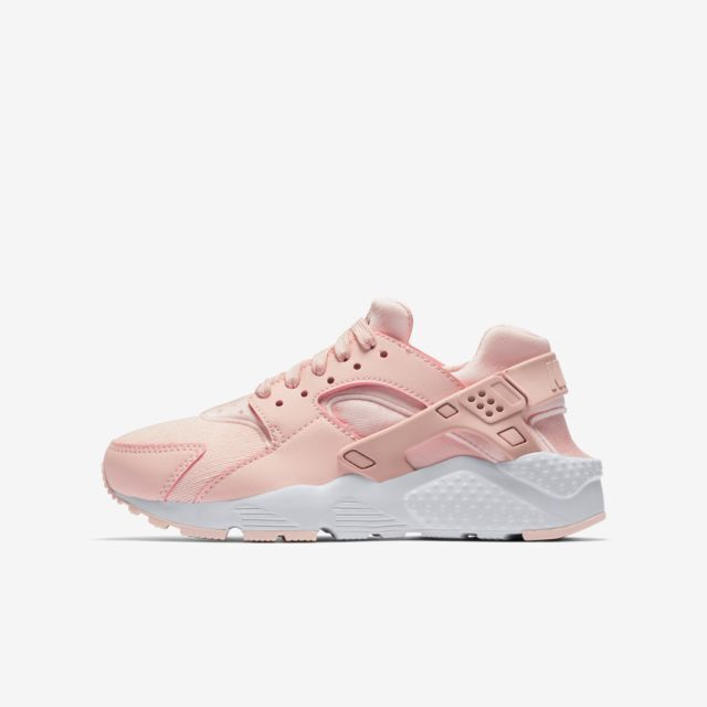4eb81ef1122 Details about Nike Air Huarache Run SE Storm Pink White Rust 904538 604  Girls Womens Kids
