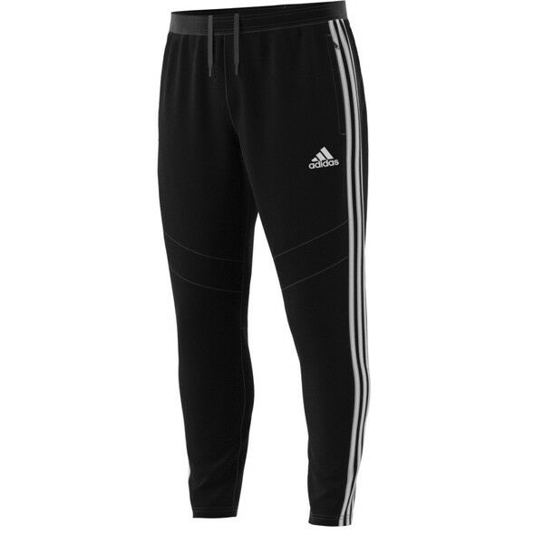 bab462a0868 Details about adidas Women's Tiro 19 Training Pants Black/White D95957
