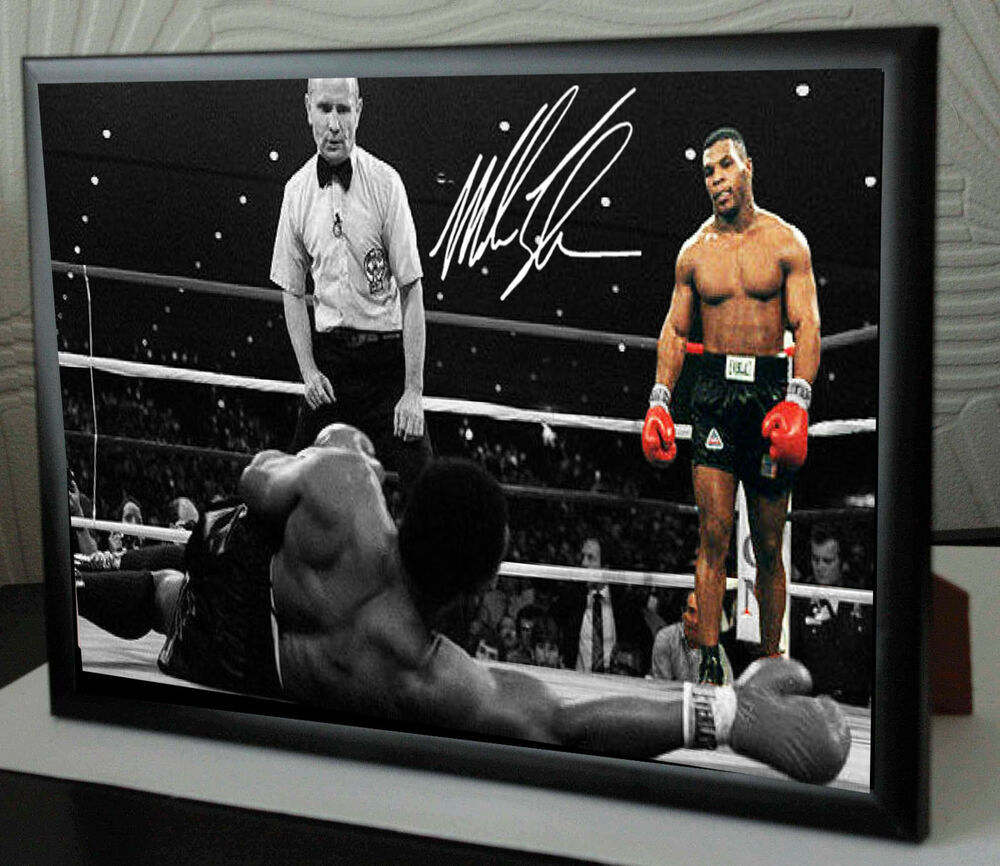 Carl Froch v George Goves Canvas POSTER