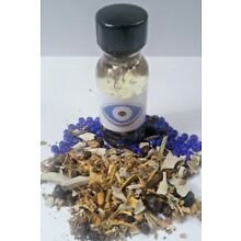 Protection Oil Remove Hexes Uncrossing  DECEMBER $5.50 Evil Eye Wicca Oils Pagan