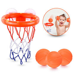Kyпить Baby & Toddler Gift Set Bath Toys, Basketball Balls & Hoop, Boys & Girls Game на еВаy.соm
