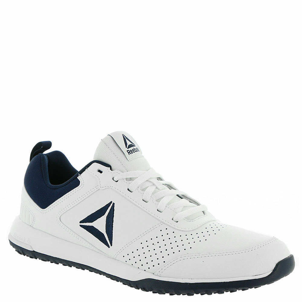 6ccea241d8a8a5 Details about New Reebok Men s CXT TR Athletic Shoes Training Sneaker White  Leather