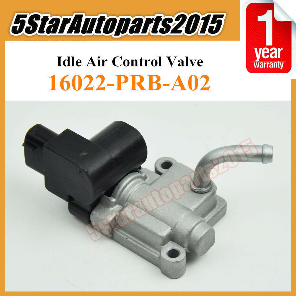 OEM 16022-PRB-A02 Idle Air Control Valve For 2002-2006