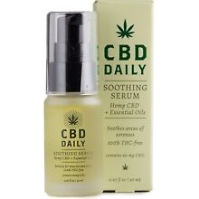 Earthly Body CBD Daily Soothing Serum Treatment .67 oz