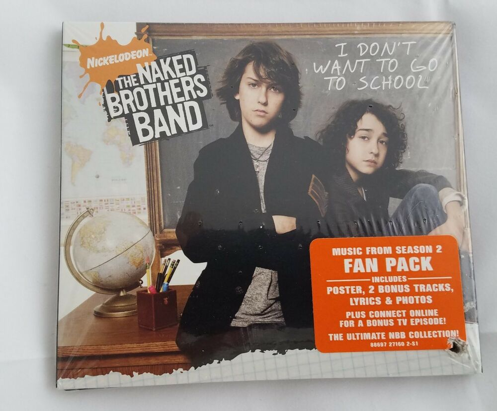 Not clear naked brothers band 2008