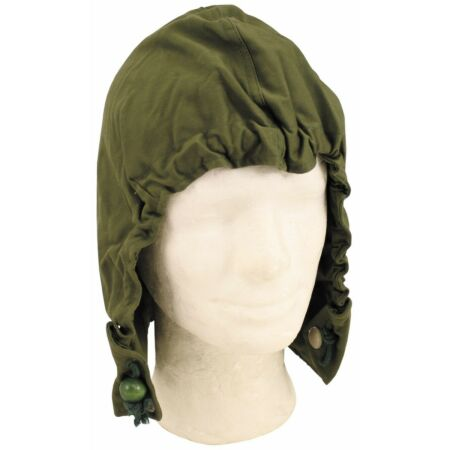 img-British Army Green 1960 Pattern Lined Combat Jacket Button on Hood - Graded