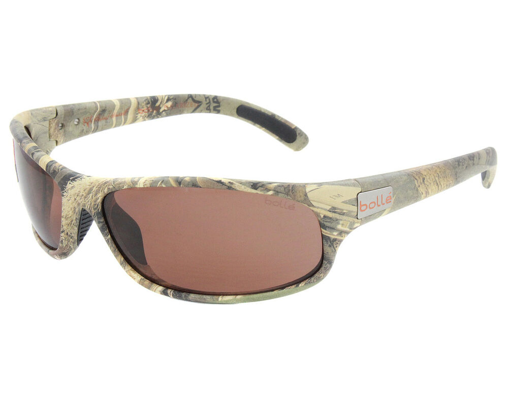 a580785cd95 Bolle Anaconda Sunglasses - 12034 - Real Tree(camo) w  Polarized Oleo A14  Lens 54917312985