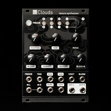 Mutable Instruments Clouds New Eurorack Synthesizer Module