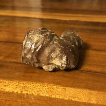RARE Antique Artifact Clay Smoking Pipe Tobacco Pottery Fragment Authentic Face