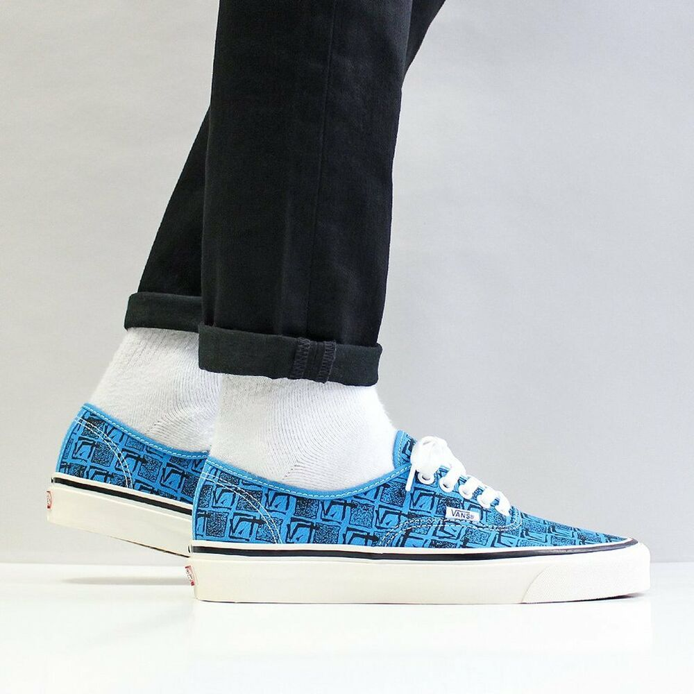 4d2645a010009c Details about Vans Authentic 44 DX (Anaheim Factory) OG Brite Blue