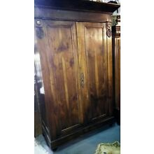 Outstanding 18th Century Louis XV French Provincial Cherry Armoire ~ 103