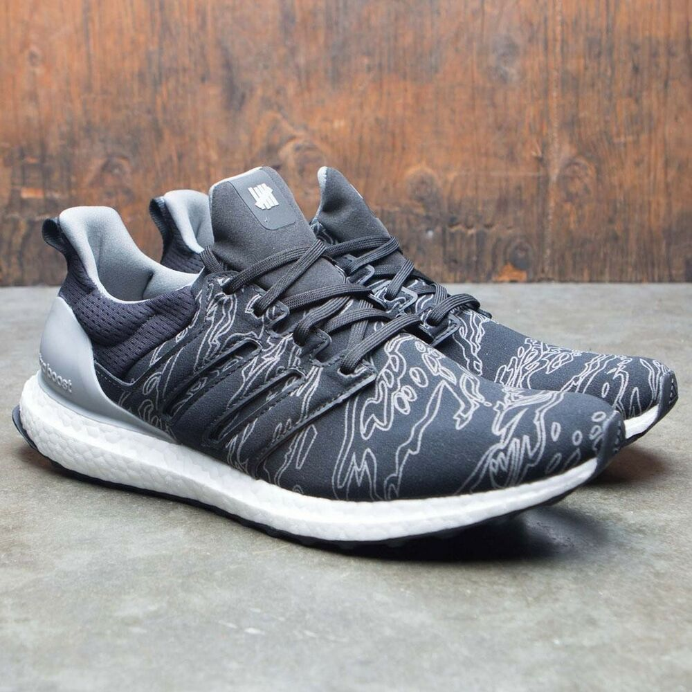 f954163875099 Details about Adidas Ultra Boost x Undefeated Black Clear Onix Size 11.5.  BC0472 yeezy nmd