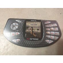 Nokia N-GAGE NEM-4 RARE Cellular Phone Promotional Material VINTAGE COLLECTIBLE