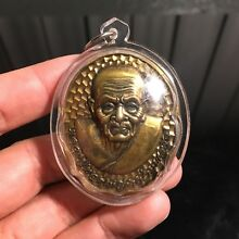 Phra Lp Thuad Fang Shui Thai Buddha Amulet Pendant Luck Rich Charm Protect