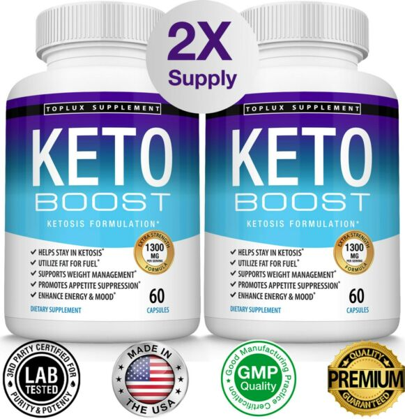 Shark Tank Keto CUTS Diet Pills Weight Loss Fat Burner Supplement for Women& Men