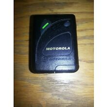 MOTOROLA BRAVO LX  RETRO PROP PAGER / STOCKING STUFFER  - ALL FEATURES WORK!!