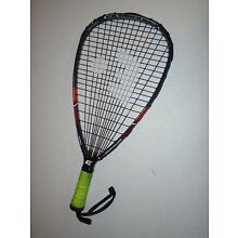E-Force Bedlam 170 Lite TRI-Carbon Racquetball Racquet. VG.