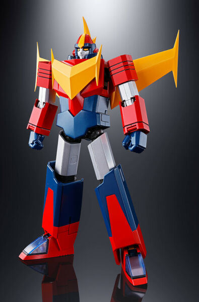 Bandai Invincible Super Man Zambot 3 GX-81 Zamboace Diecast Action Figure cm