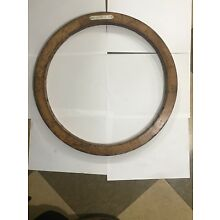 Antique Ford Motor Company Wooden Wheel Foundry Pattern!!! WWII Part!!