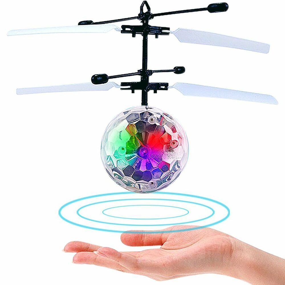 Toys for Boys Flying Ball LED 5 6 7 8 9 10 11 Year Old Age ...