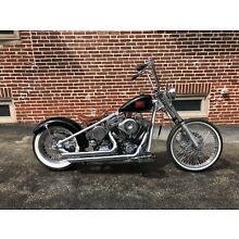 1995 Custom Built Motorcycles Bobber  UCKER PUNCH SALLY BRAND NEW BUILD WITH HARLEY DRIVETRAIN AND TITLE