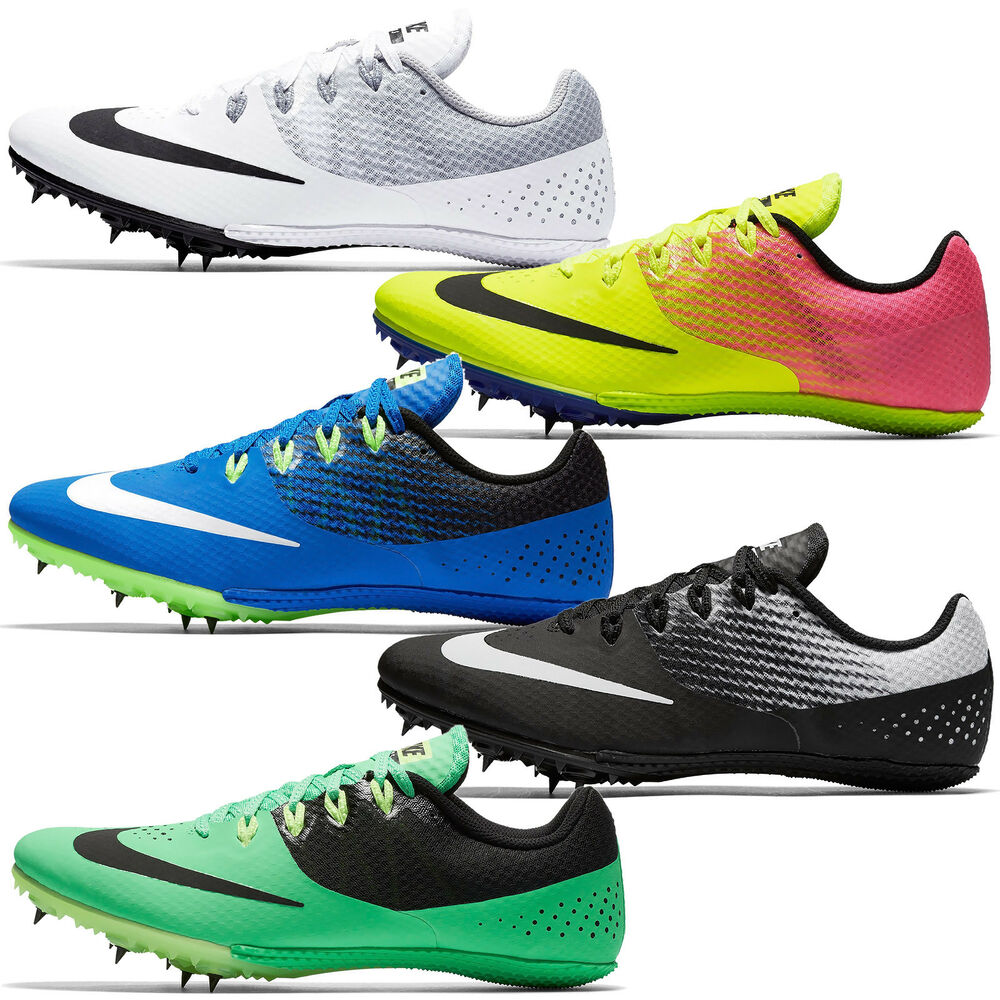 in stock 3a8a2 71b5d Details about New Nike Zoom Rival S 8 Mens Track   Field Spikes Sprint  Running Racing Shoes