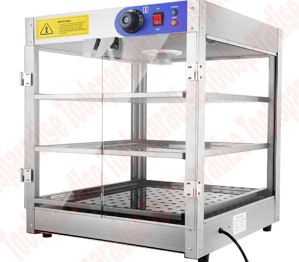 Restaurant Catering Electric Food Warming Warmer Cabinet