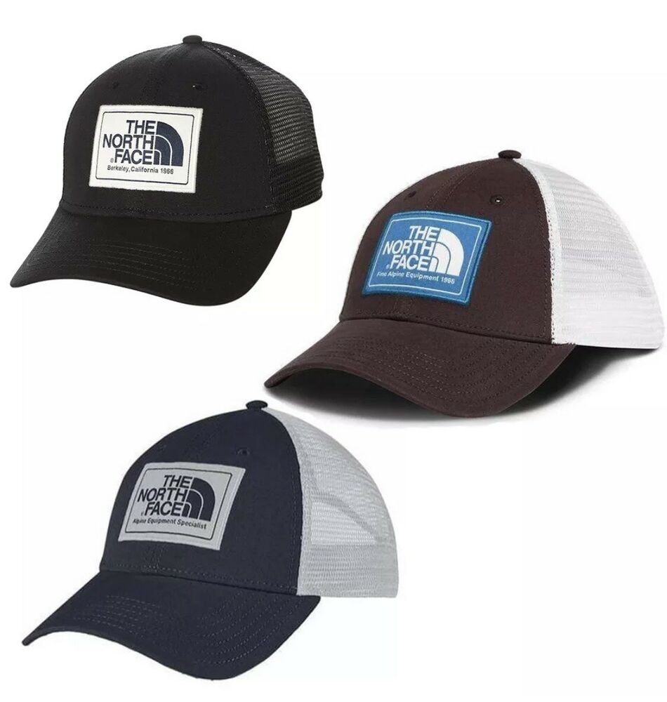 603d070eab806 Details about    NEW    The North Face Mudder Trucker Men s Hat
