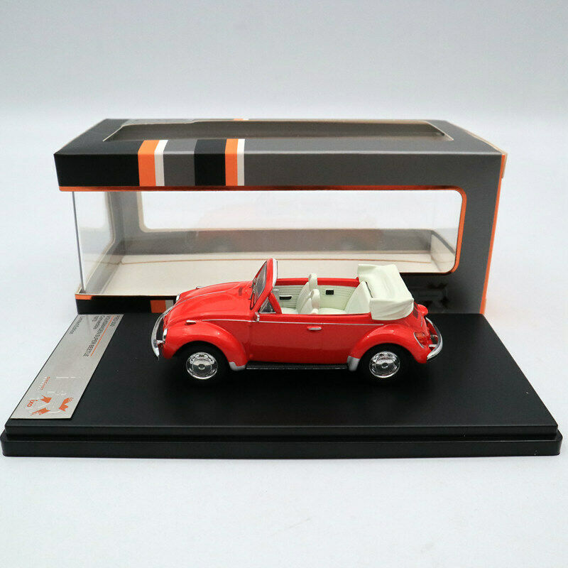 Premium X 1//43 FORD MUSTANG MUSTERO 1966 RED PR0467R Limited Edition Collection