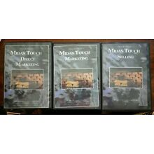 Dan Kennedy The Midas Touch Library Marketing Selling Direct Marketing 8 CD Set
