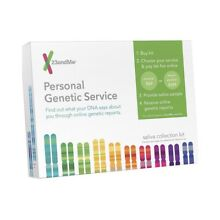 *NEW* 23andme Health & Ancestry Dna Test Service Kit Sealed LAB fee not included