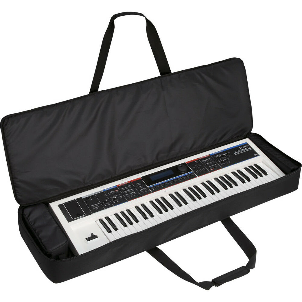 heavy duty keyboard gig bag digital stage piano for casio yamaha carrying case ebay. Black Bedroom Furniture Sets. Home Design Ideas