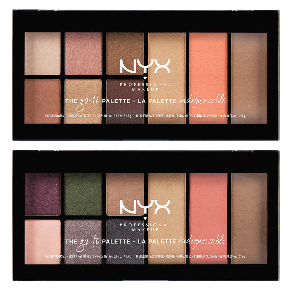NYX Professional Makeup Go To Palette
